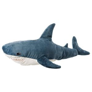 Ikea BLAHAJ Soft Toy Shark Animal