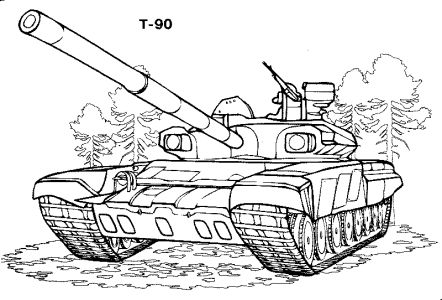 free coloring pages for boys and girls technique tanks vehicles