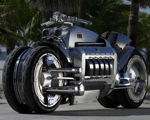 Dodge Tomahawk Fastest Bike  Top 10 Fastest Motorbikes in the World