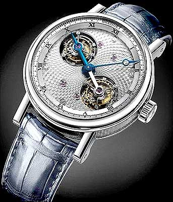 Double Tourbillon Most expensive Watch 8 Top 10 Most Expensive Watches in The World