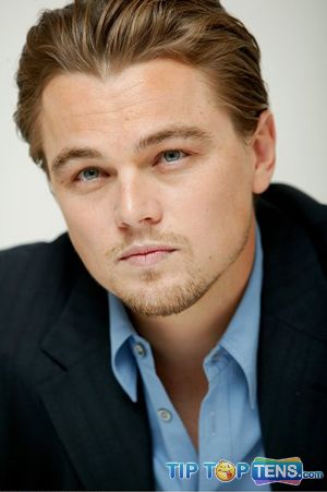 Leonardo DiCaprio Top 10 Richest Male Actors in The World – 2011