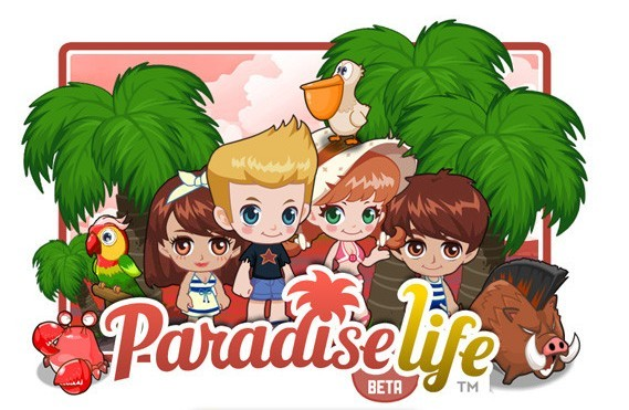 Paradise Life Top 10 Fastest Growing Facebook Games