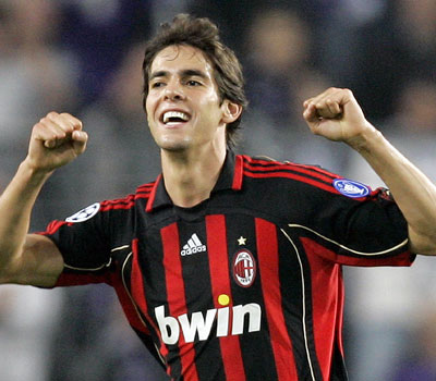 Kaka Top 10 Best Soccer Players In The World
