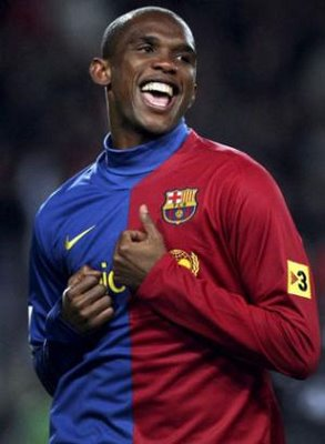samuel etoo Top 10 Best Soccer Players In The World