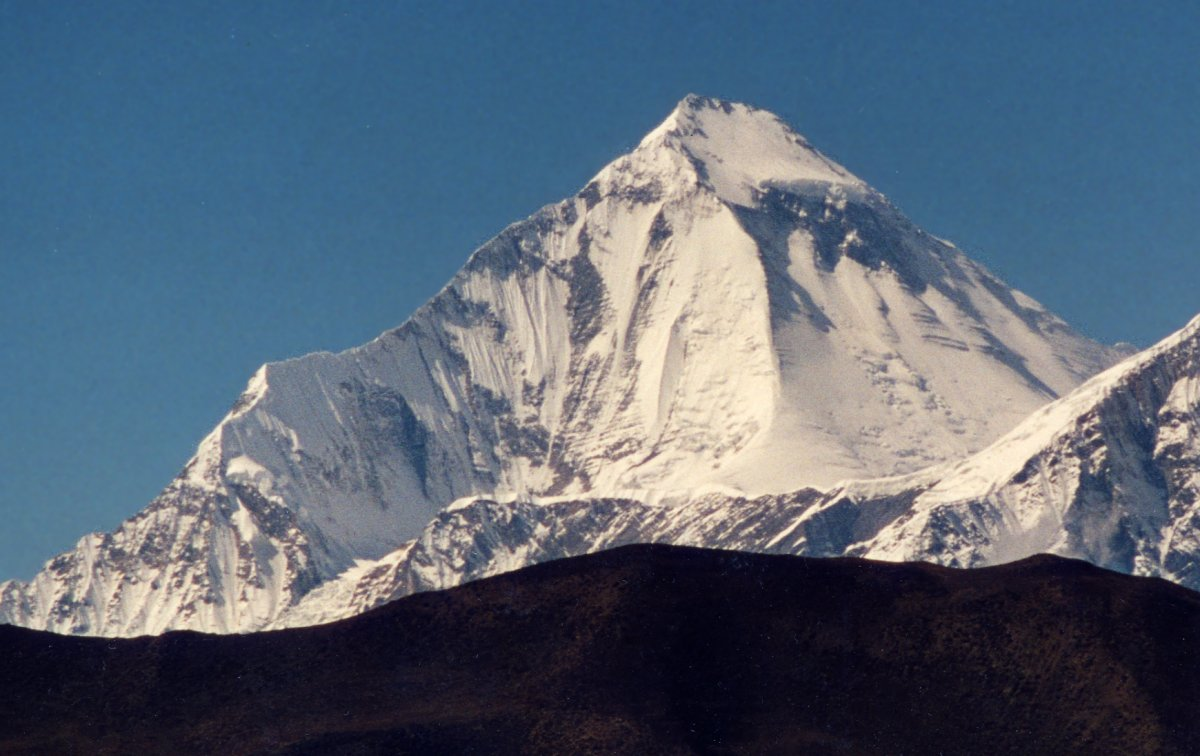 Dhaulagiri Mountain 10 Highest Mountains In The World