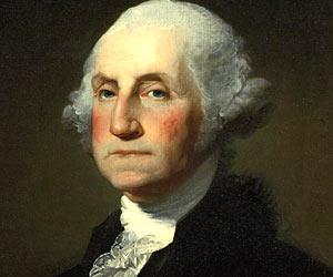 george washington Top 10 Presiden Genius dan Monarki Pemimpin