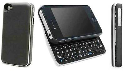 5. Boxwave Keyboard Buddy Case Top 10 Best iPhone 4S Covers