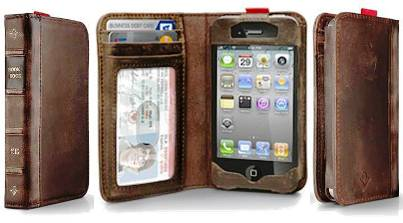 8. Twelve South BookBook Top 10 Best iPhone 4S Covers
