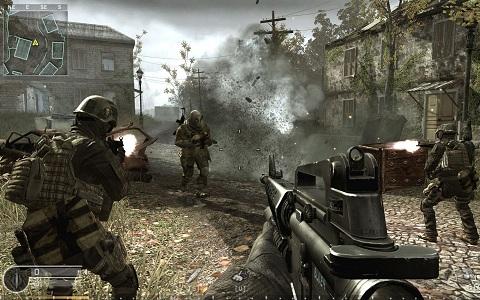FPS Top 10 Best Game Shooter Orang Pertama pada 2012