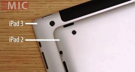 6.  Kamera 10 Perbedaan Antara iPad 2 dan The iPad Baru 3