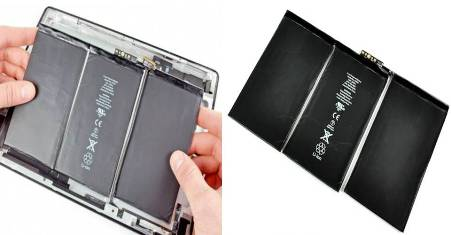 7.  Battery Life 10 Perbedaan Antara iPad 2 dan The iPad Baru 3