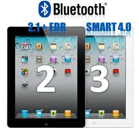 8.  Bluetooth 10 Perbedaan Antara iPad 2 dan The iPad Baru 3