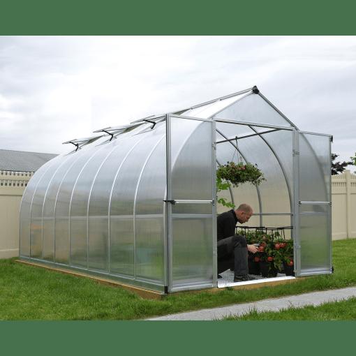 Bella Greenhouse 8x16 1