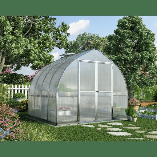 Bella Greenhouse 8x8 1