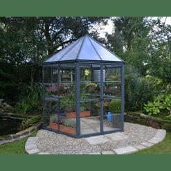 Oasis Hexagonal Greenhouse 8