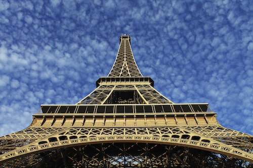 The Eiffel Tour is a classic and creative date idea