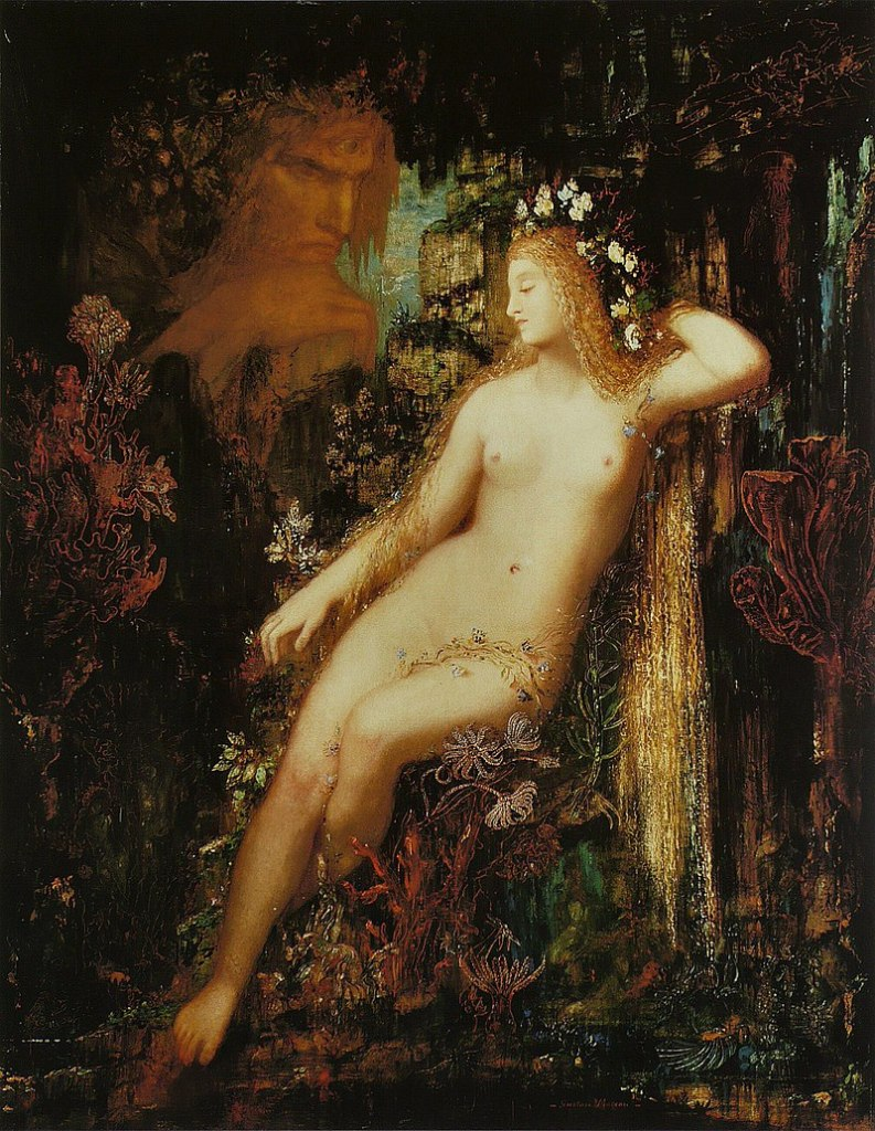 Gustave Moreau - Galatea (Musée d'Orsay)