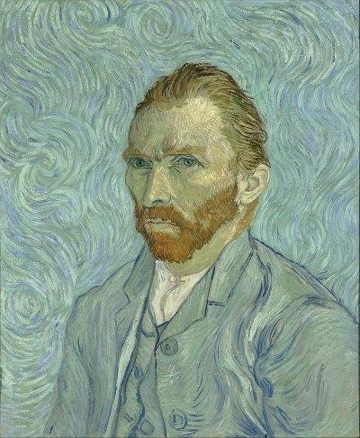 Vincent van Gogh - Self Portrait (Musée d'Orsay)