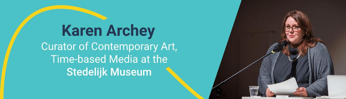 Karen Archey celebrating women in art