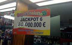 Le SuperEnalotto, la loterie qui fait voyager les Européens !