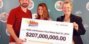 Le second grand gagnant des 414 millions du Mega Millions s'est manifesté