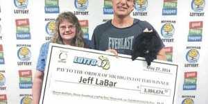De l'or en barre pour Jeff LaBar