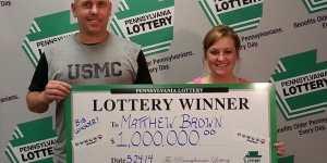Mieux vaut être droit dans ses bottes quand on gagne au loto !
