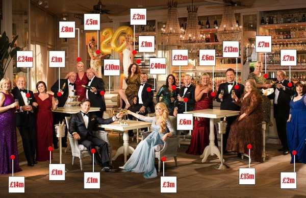 gagnants du loto britannique