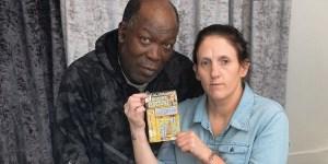 Accusé d'avoir falsifié un ticket à gratter, la police débarque chez lui