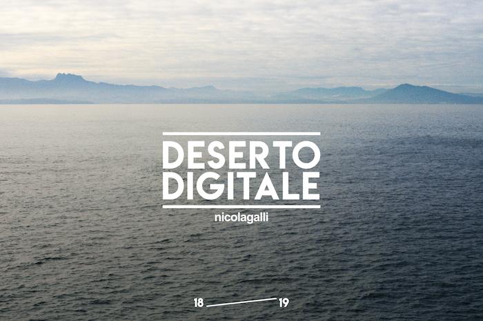 Deserto digitale