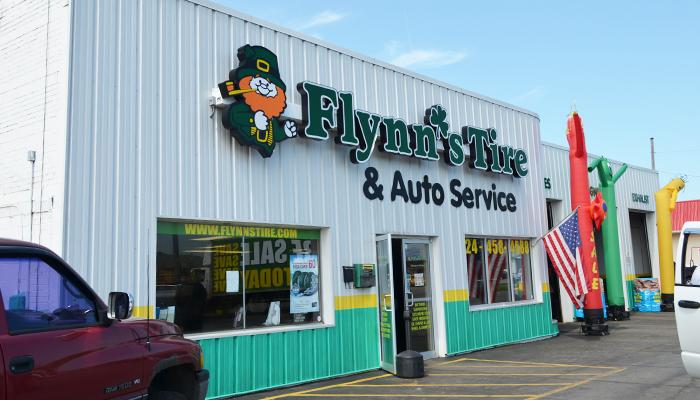 Flynn Tire Alignment Cost
