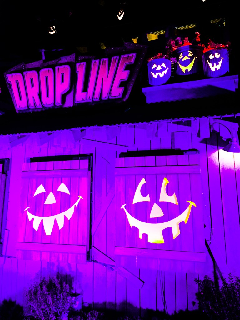 Drop Line Jack O Lantern Faces TiredMommyTales