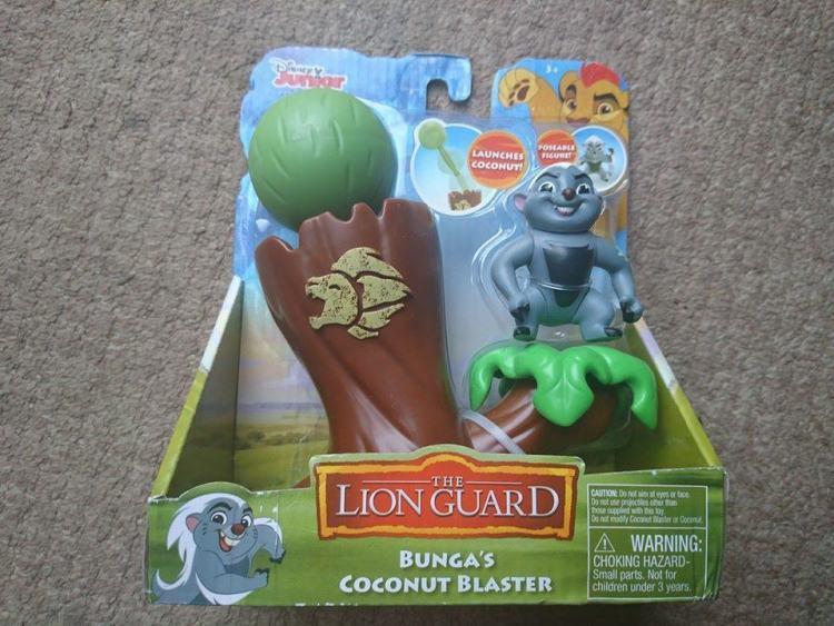 Lion Guard Bungas Coconut blaster