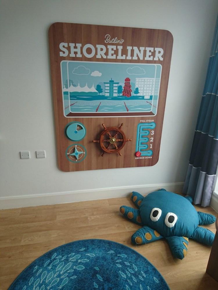shoreline activity centre