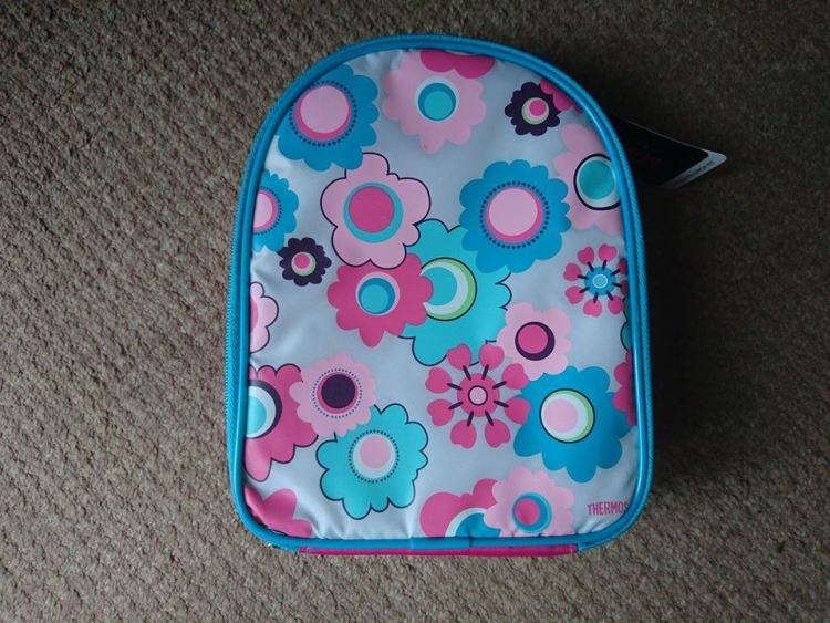 Back to school thermos lunchbag