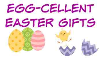 Easter gifts thinking outside the basket tired mummy of two top treats this easter negle Images