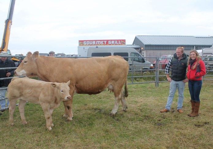 Supreme Cattle Champion