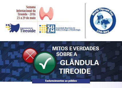 semana internacional da tireoide