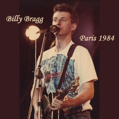 Billy Bragg à dissoudre