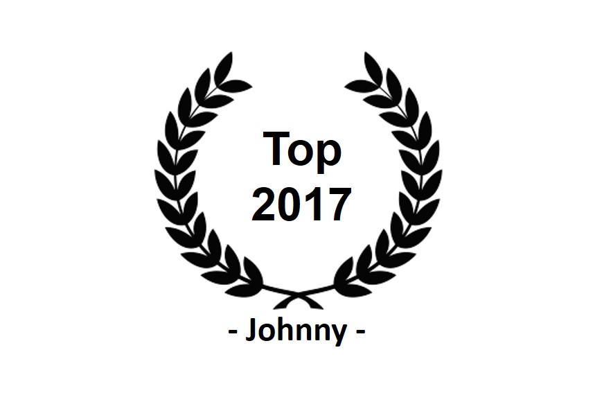 Top 2017 – Johnny
