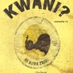The Gentle Man from Iten, Kwani? 08