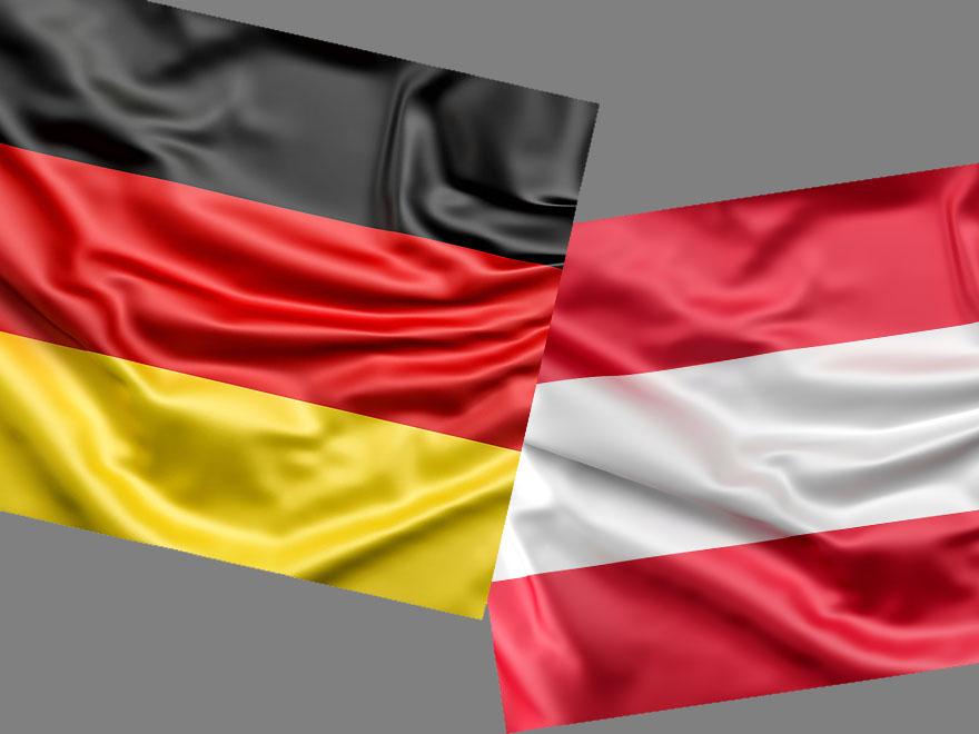 Deutschland Grenzöffnung Oberland DABEI