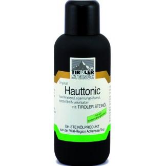 Regeneračné tonikum s kamenným olejom