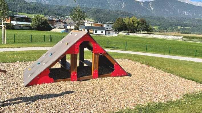 Kinderspielplatz Volders