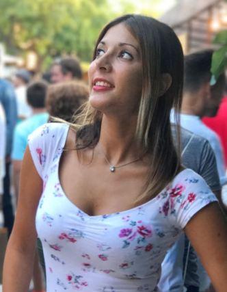 En la foto Verónica Sierra