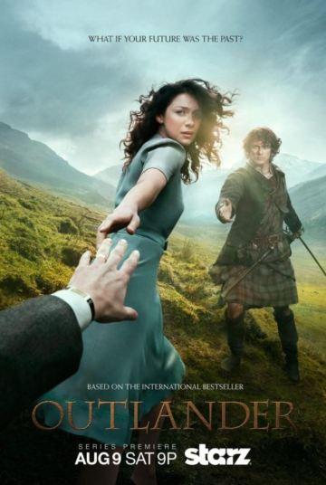 Carátula de la serie Outlander