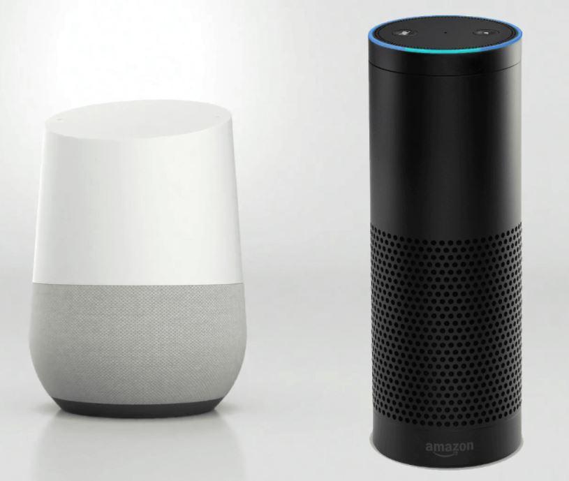 ¿Qué es mejor Amazon Alexa o Google Home?