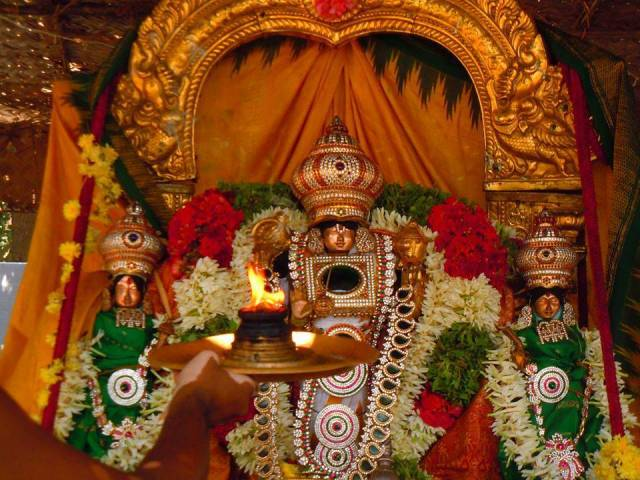 Sri Devi Bhudevi Sametha Sri Malayappa Swamy