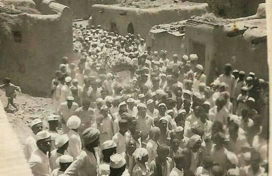 Final Journey Of His Holiness Sri Sai Baba Of Shirdi