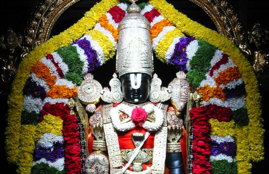 An Amazing Lord Sri Venkateswara